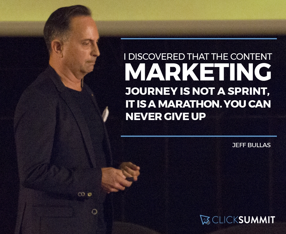 jeff bullas - clicksummit2017 - marketing digital