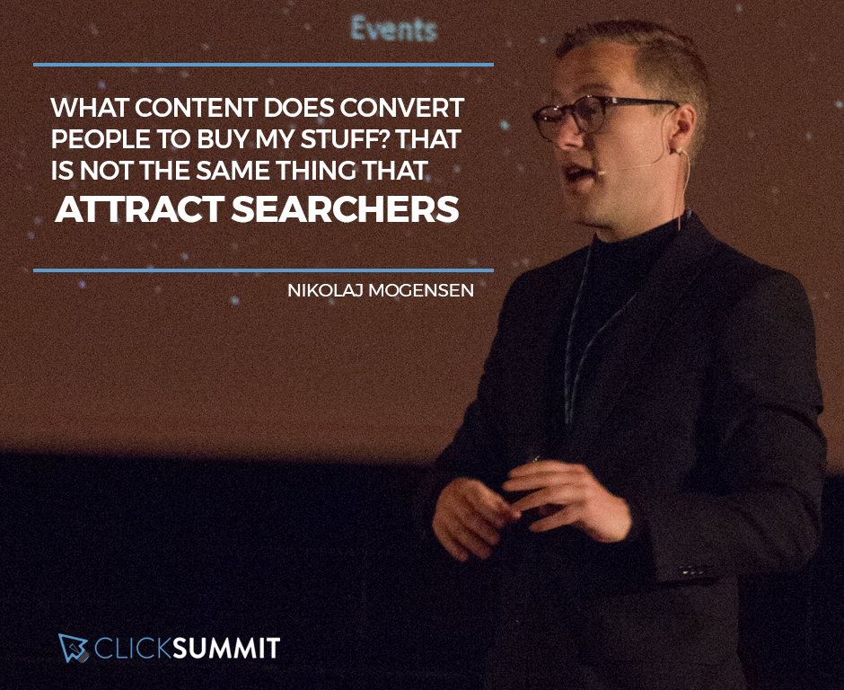 nikolaj mogensen - clicksummit2017 - marketing digital