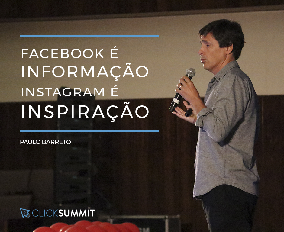 Paulo Barreto - clicksummit2017 - marketing digital