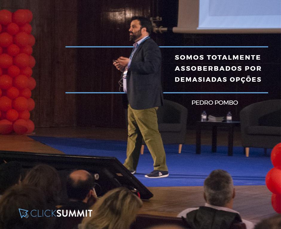 pedro pombo - clicksummit2017 - marketing digital
