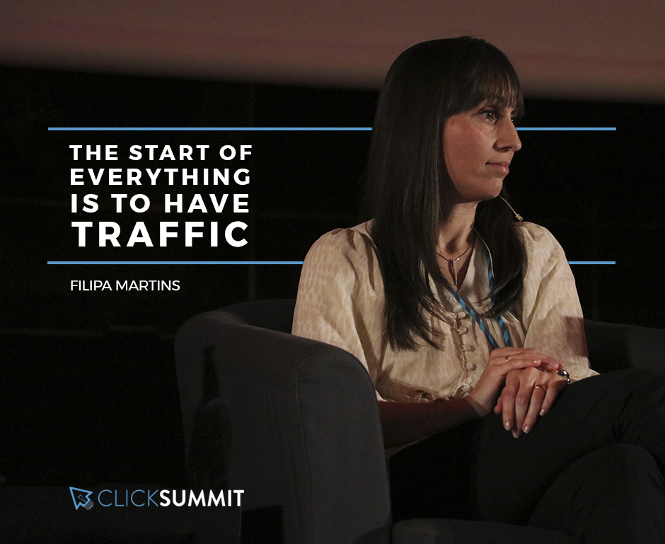 filipa martins - clicksummit2017 - marketing digital