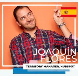Joaquin Flores HubSpot ClickSummit 18