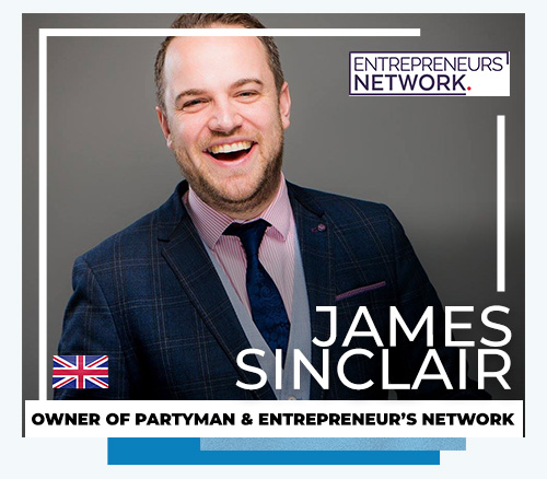 James Sinclair ClickSummit 18