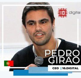 Pedro Girão no ClickSummit 18
