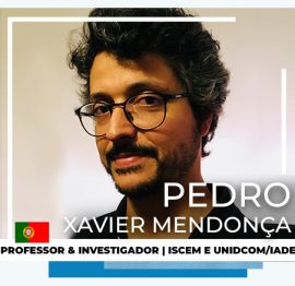 Pedro Xavier Mendonça no ClickSummit 18